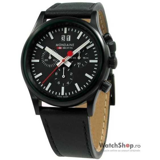 Ceas original Mondaine SPORT I A690.30308.64SBB Cronograf