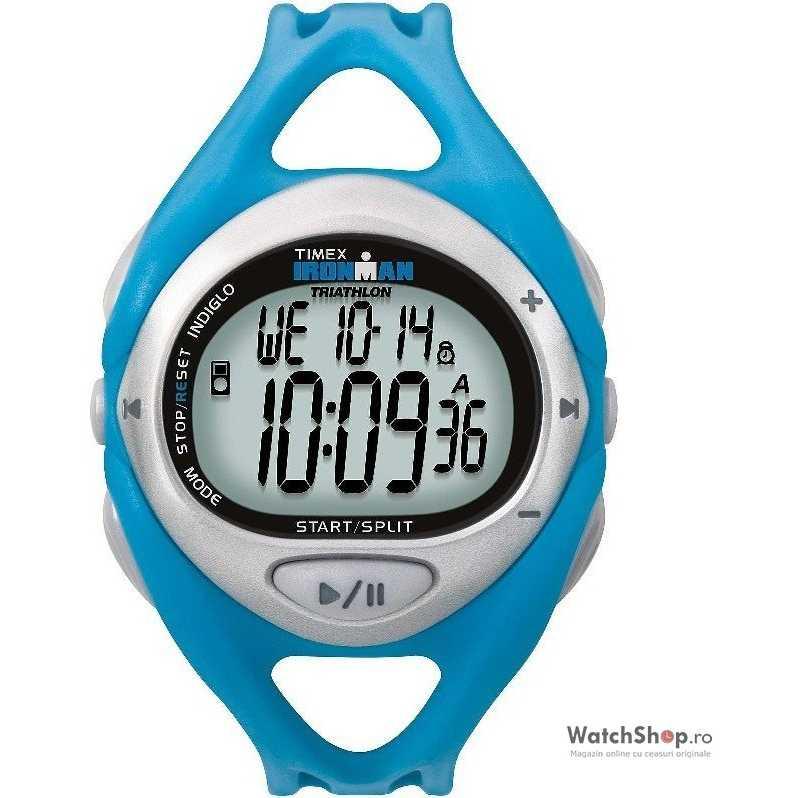 Ceas original Timex IRONMAN T5K049 Triathlon