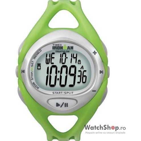 Ceas original Timex IRONMAN T5K058 Triathlon
