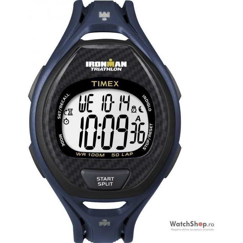 Ceas original Timex IRONMAN T5K337 Triathlon