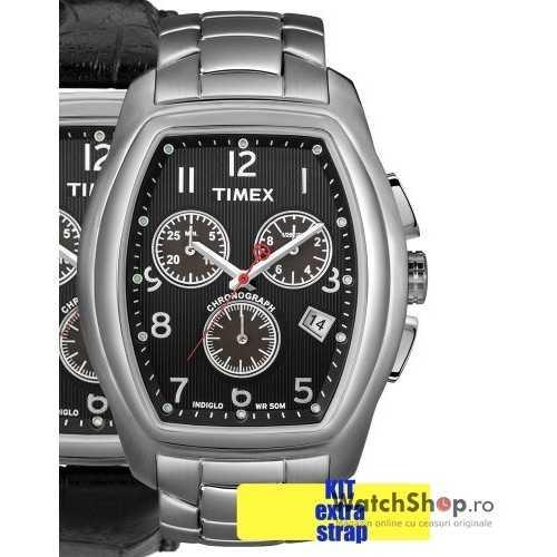 Ceas original Timex T-Series KT2M987 Kit Extra Strap