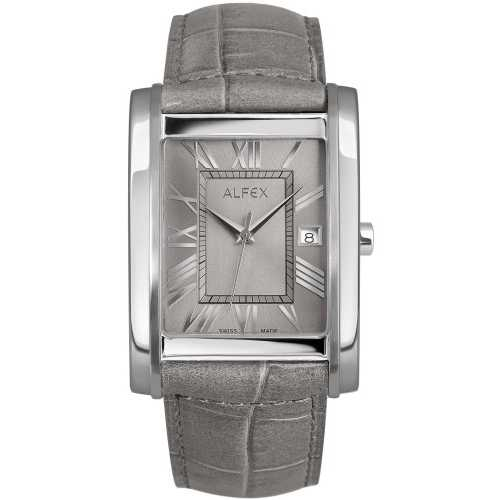 Ceas Alfex 5667_828 Grey Collection Barbatesc