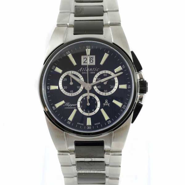 Ceas Atlantic Skipper Chrono 83465.47.61