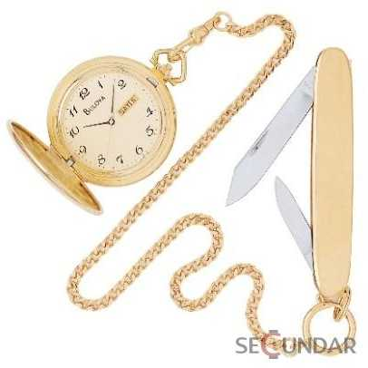 Ceas Bulova POCKET WATCH 97C24 Unisex