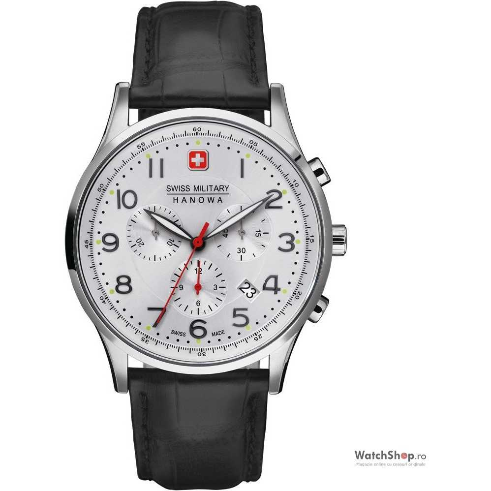 Ceas original Swiss Military by HANOWA 06-4187.04.001 Patriot