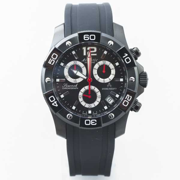 Ceas Atlantic Searock Chronograph 87471.46.65S