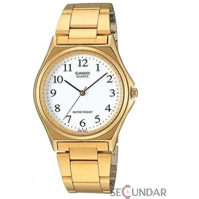 Ceas Casio CLASIC MTP-1130N-7BRDF Gold Bracelet & Case Barbatesc