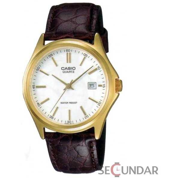 Ceas Casio CLASIC MTP-1183Q-7ADF Brown Leather Barbatesc