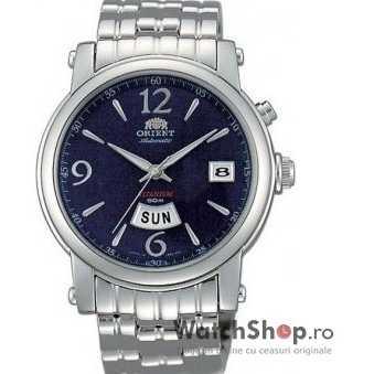 Ceas original Orient CLASSIC AUTOMATIC EM6A001D Titanium
