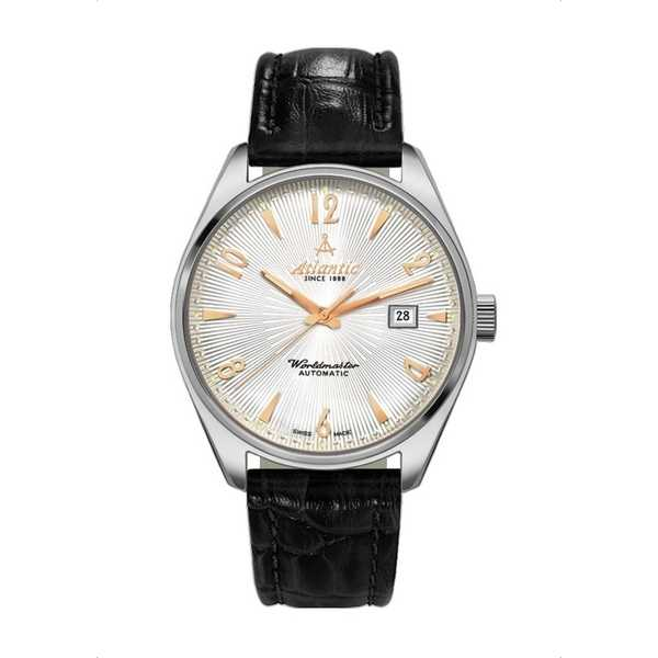 Ceas Atlantic Worldmaster Art Deco Mechanical 51651.41.25G