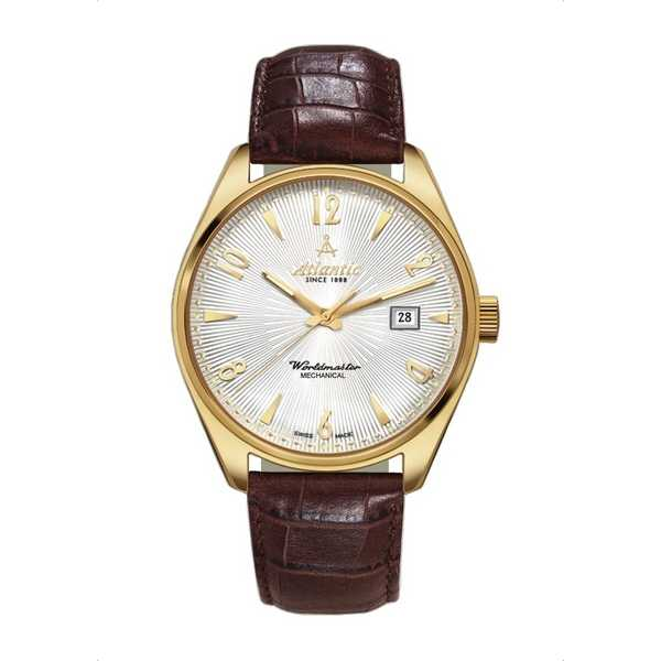 Ceas Atlantic Worldmaster Art Deco Mechanical 51651.45.25