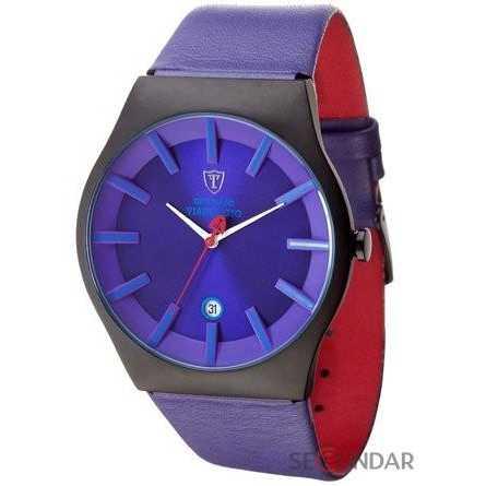 Ceas Detomaso Viareggio Black/Purple DT1049-E Barbatesc