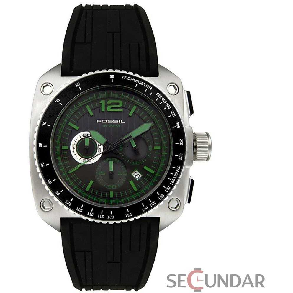 Ceas Fossil CH2577 Chronograph Rubber Watch Barbatesc