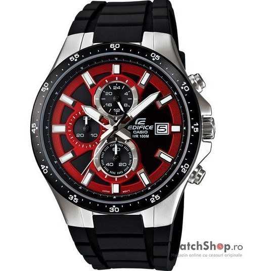 Ceas Casio EDIFICE EFR-519-1A4VEF Cronograf