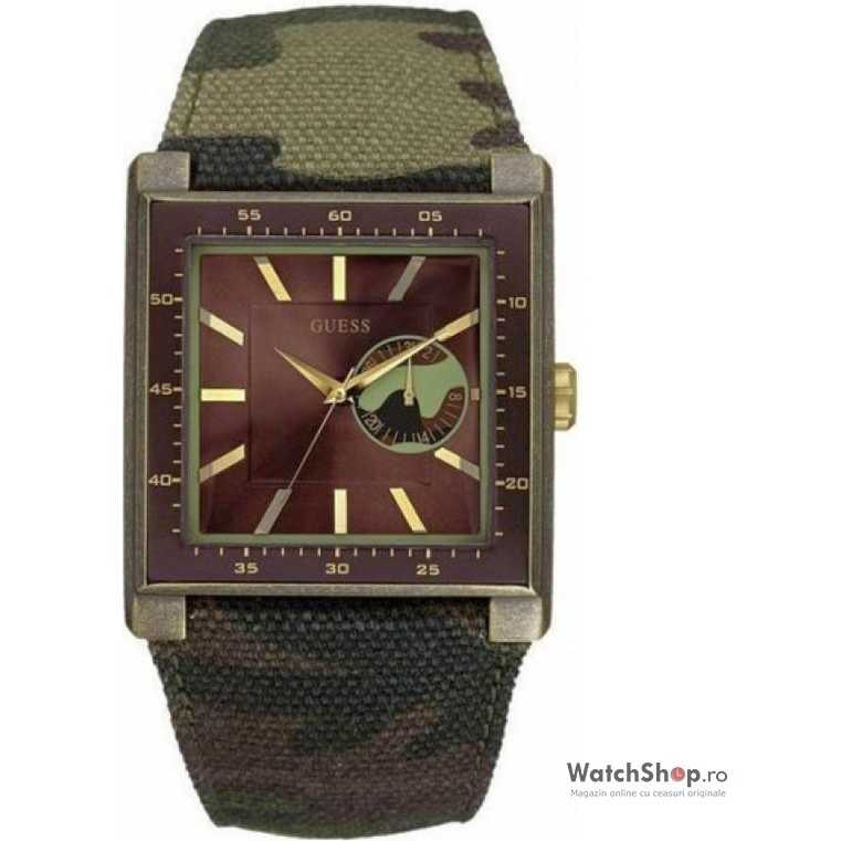 Ceas Guess CAMOUFLAGE W11539G1