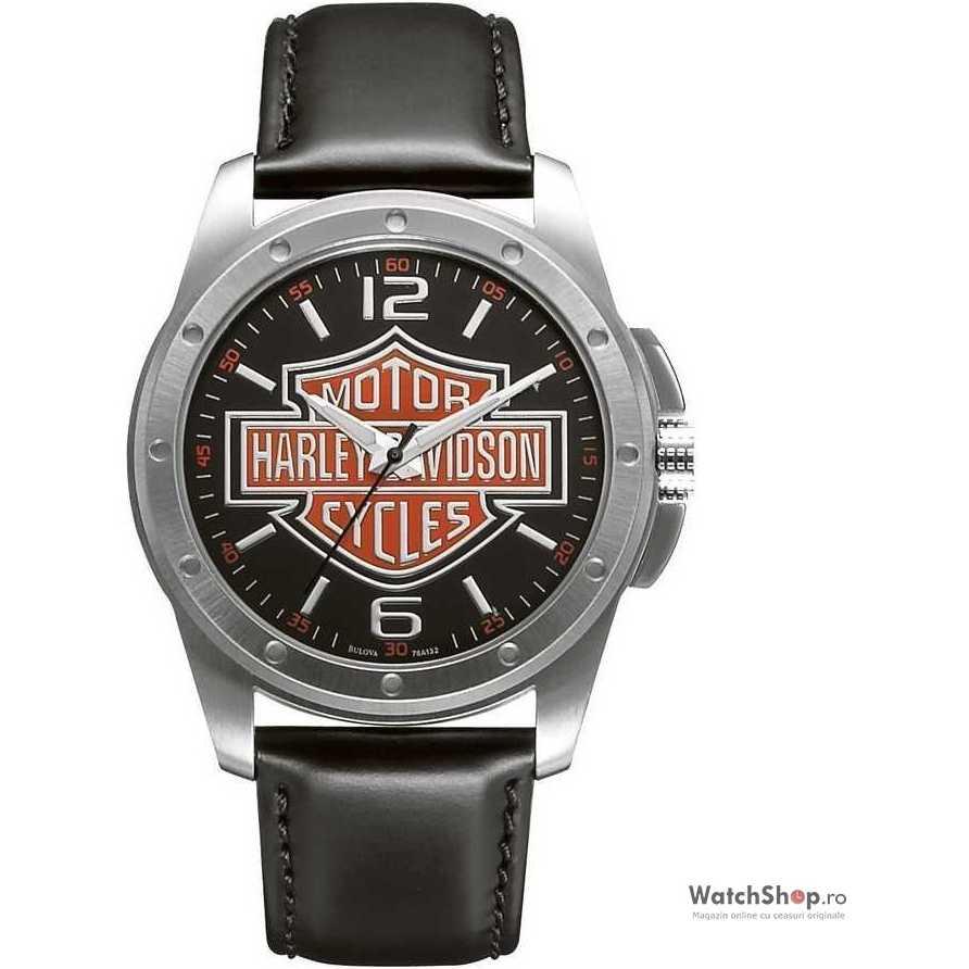 Ceas Harley-Davidson STRAP 76A132