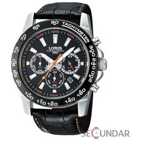 Ceas Lorus RT315BX9 Classic Black Dial Barbatesc