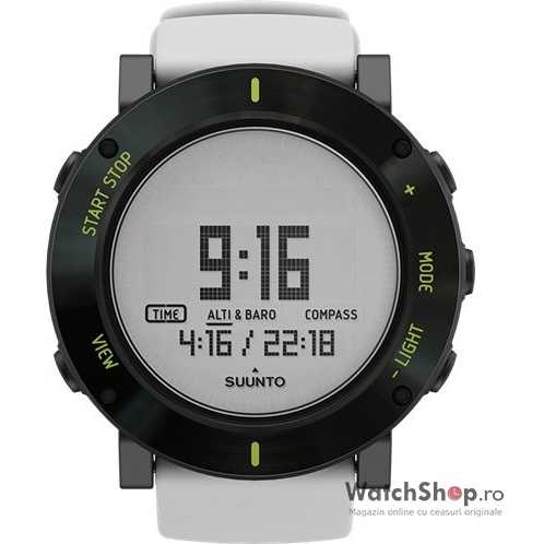 Ceas Suunto OUTDOOR CORE CRUSH WHITE