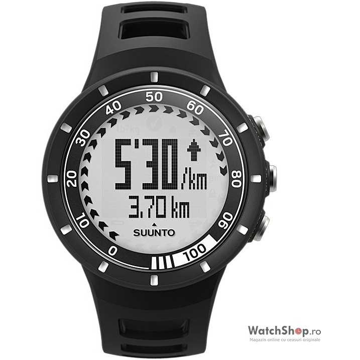 Ceas Suunto TRAINING SS018153000 Quest Black