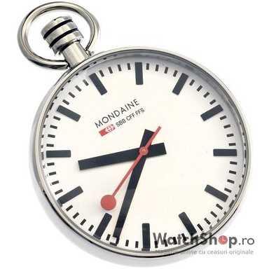 Ceas Mondaine POCKET WATCH A660.30316.11SBB