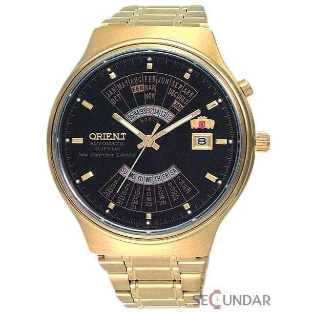 Ceas Orient FEU00008B Automatic Multi Year Calendar Barbatesc