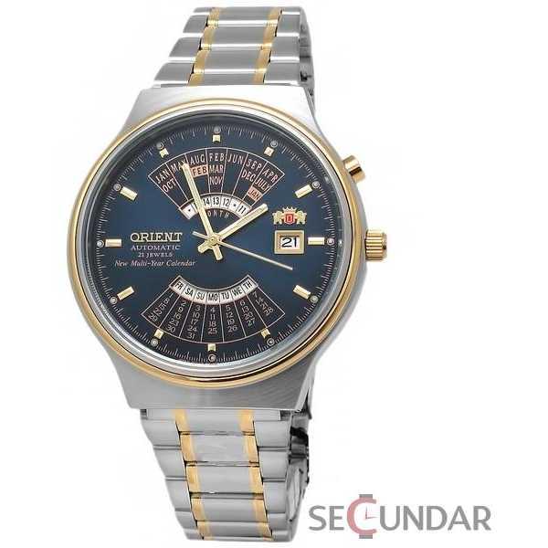 Ceas Orient Sporty Automatic FEU00000D Multi-Year Calendar Collection Barbatesc