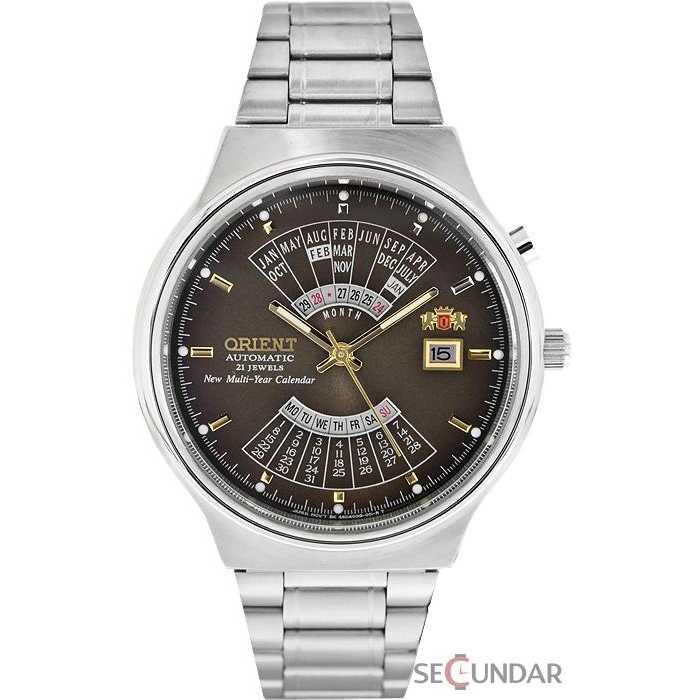 Ceas Orient SPORTY AUTOMATIC FEU00002TW Multi-Year Calendar Barbatesc