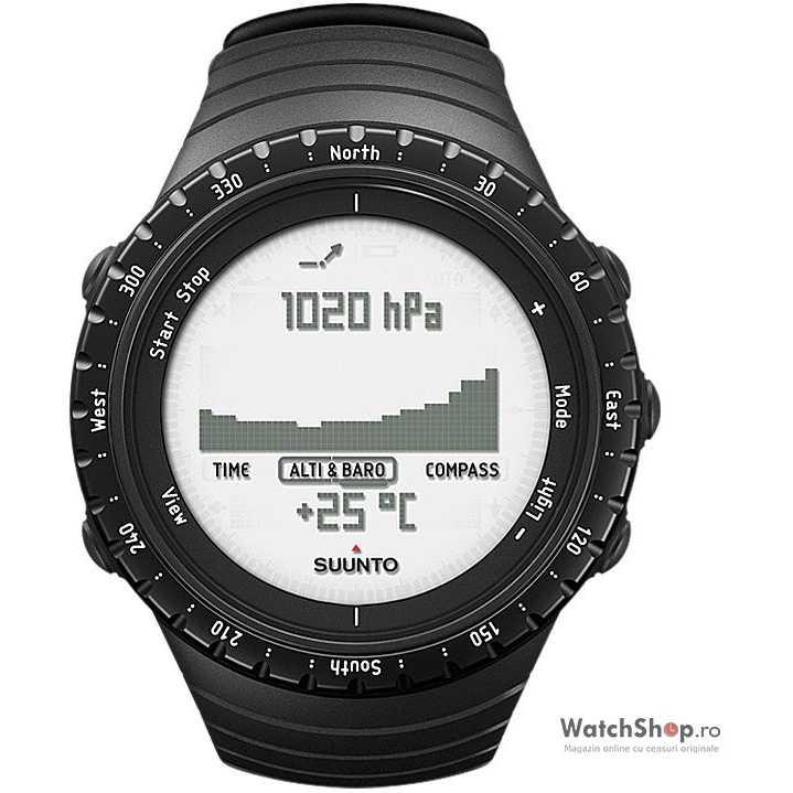 Ceas Suunto CORE SS014809000 Regular Black