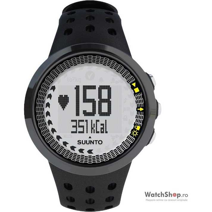 Ceas Suunto TRAINING SS018466000 M5 Black