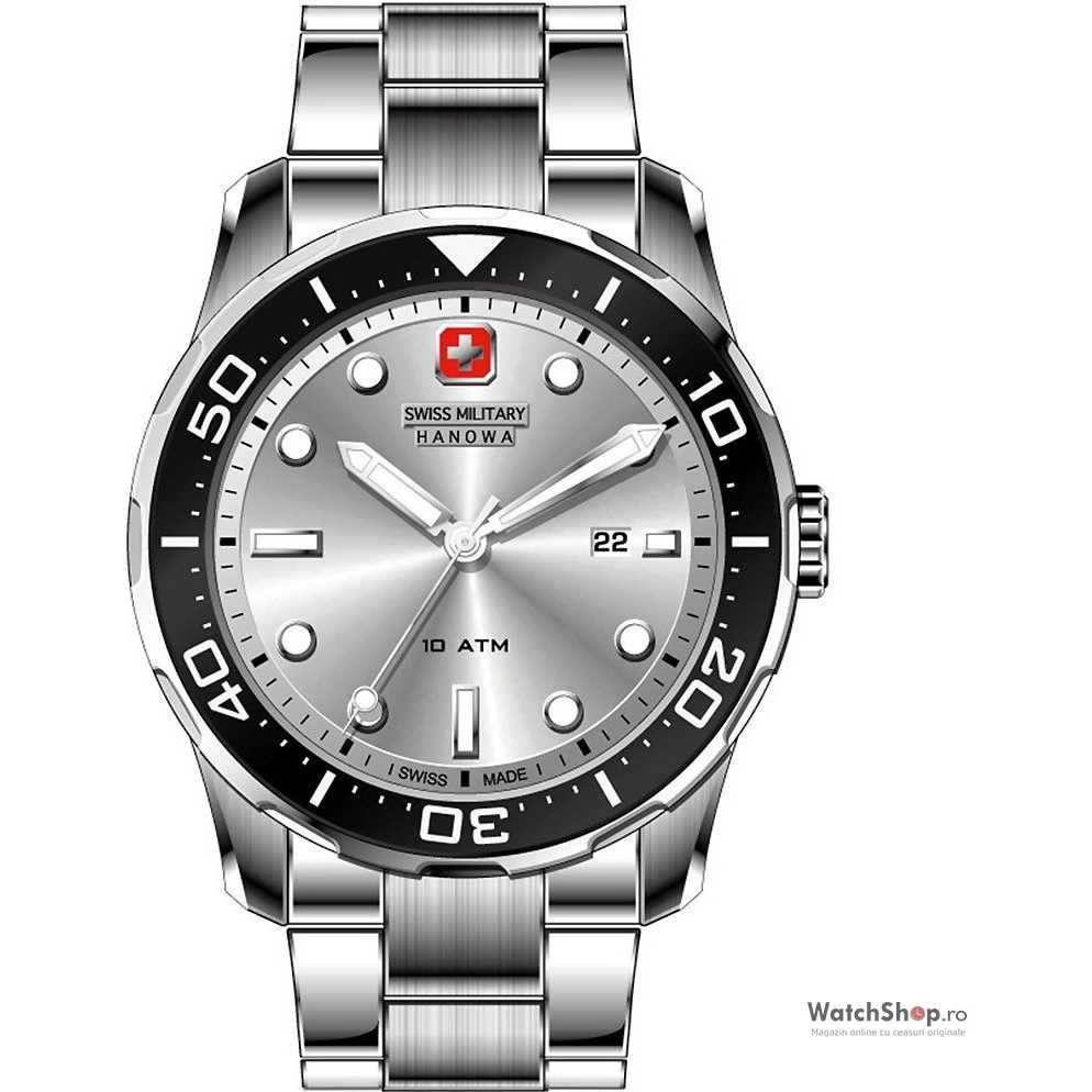 Ceas Swiss Military by HANOWA 06-5213.04.001 Aqualiner