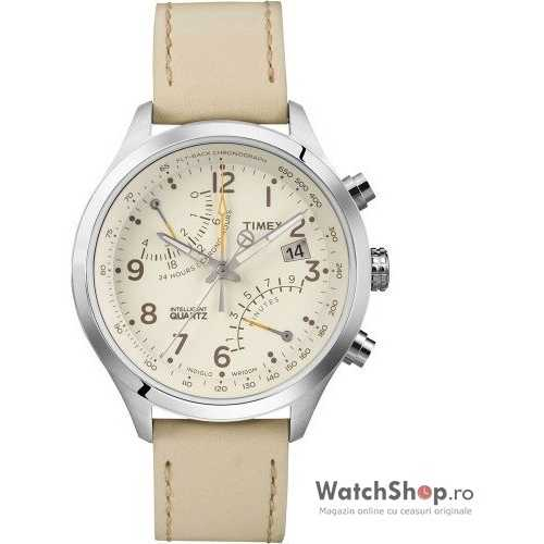 Ceas Timex INTELLIGENT QUARTZ T2P382 Fly Back Cronograf