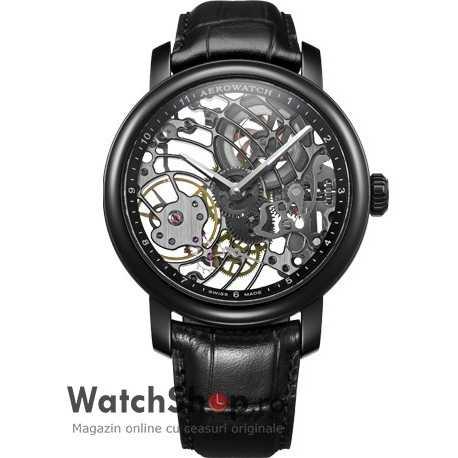 Ceas Aerowatch RENAISSANCE A50931 NO01 Big Mechanical Skeleton