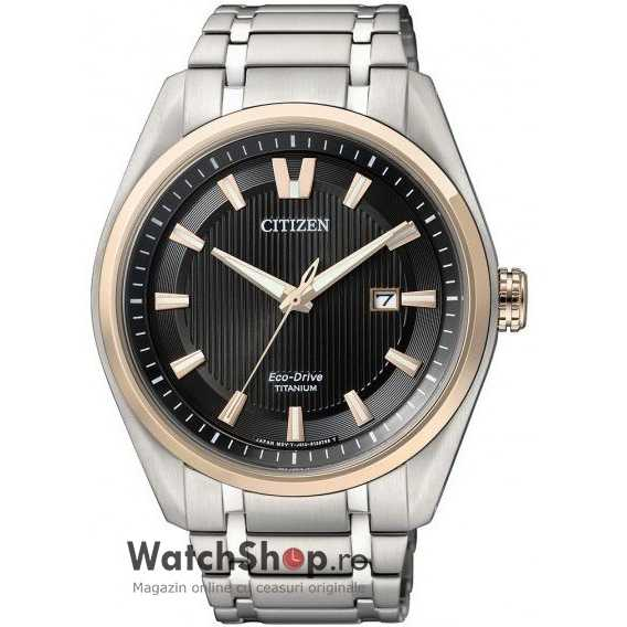 Ceas Citizen TITANIUM AW1244-56E Eco-Drive