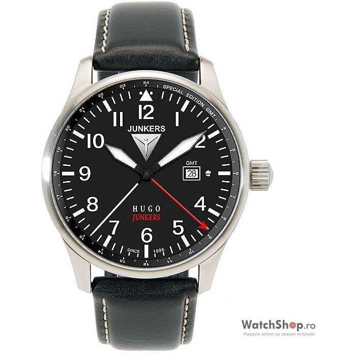 Ceas Junkers HUGO JUNKERS 6644-2 GMT