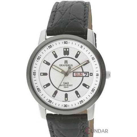 Ceas Q&Q X050J501Y Grandeux Barbatesc