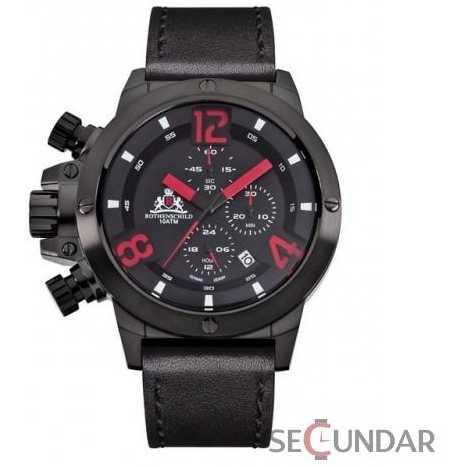 Ceas Rothenschild RS-1205-IB-SR-Sle Chronograph Barbatesc