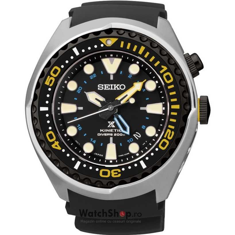 Ceas Seiko PROSPEX SUN021P1 Kinetic Diver's