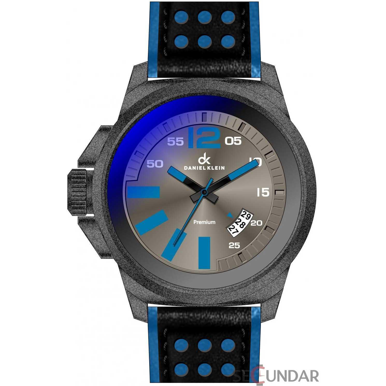 Ceas Daniel Klein Premium DK10549-3 Barbatesc