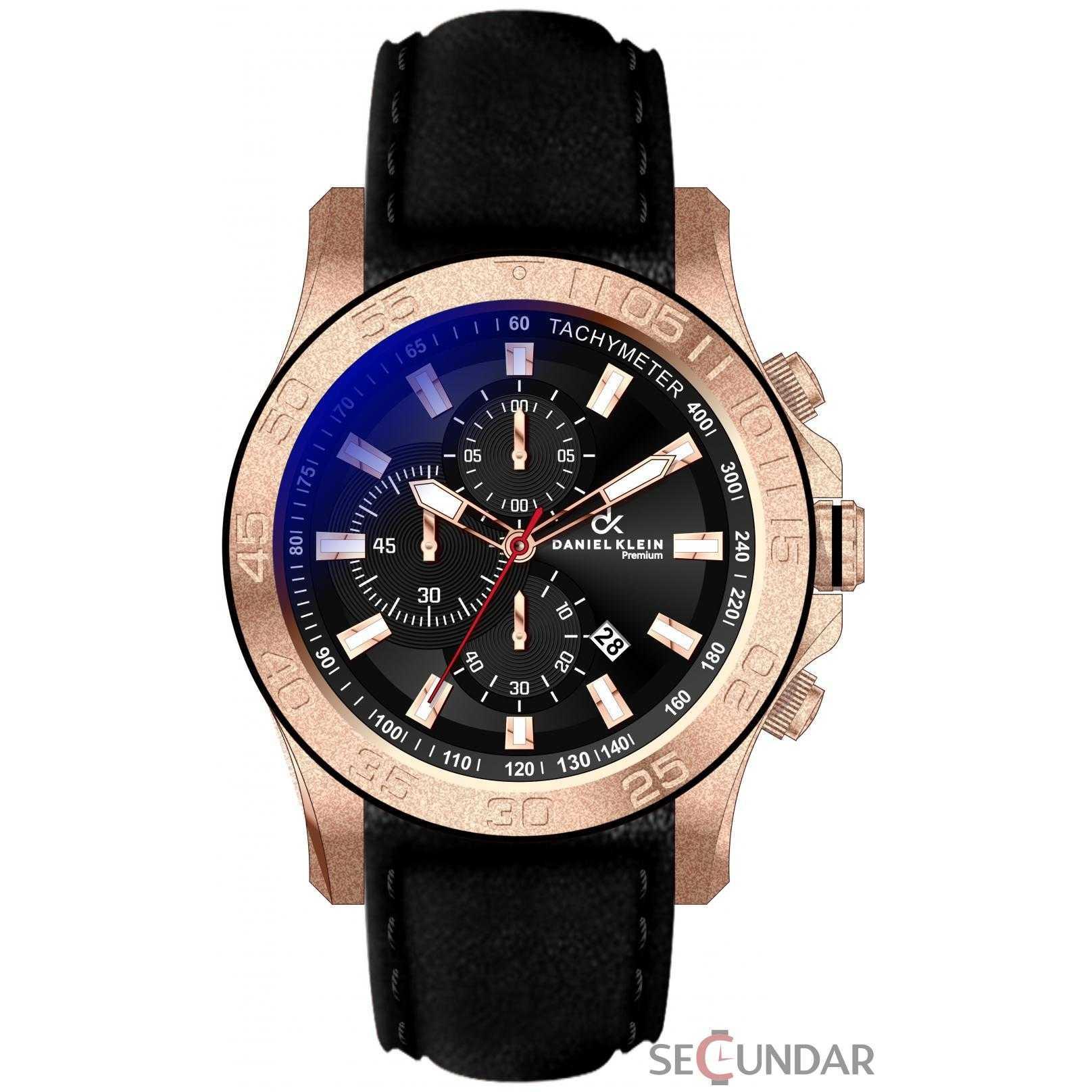 Ceas Daniel Klein Premium DK10588-4 Barbatesc