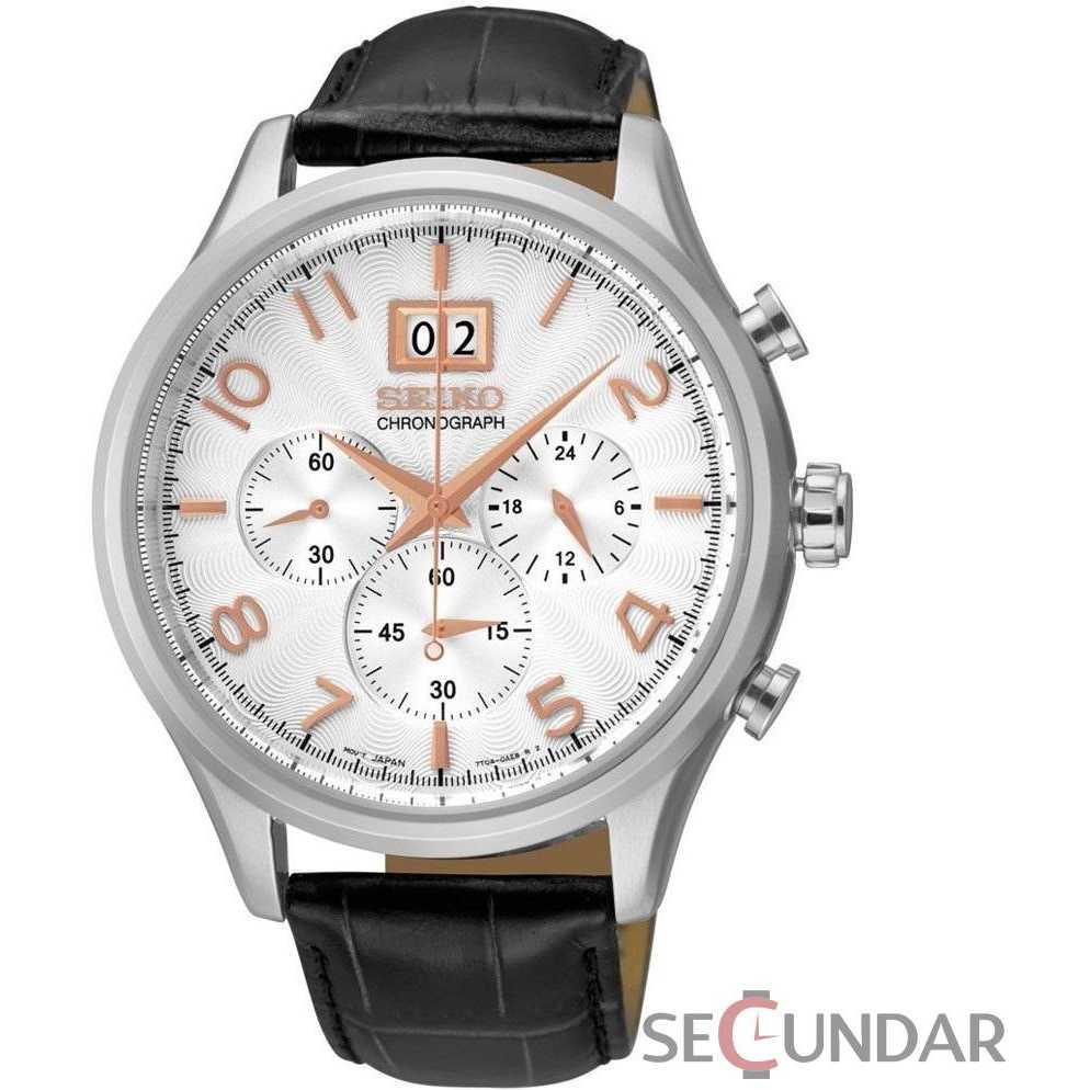 Ceas Seiko SPORTS SPC087P1 Cronograf Barbatesc