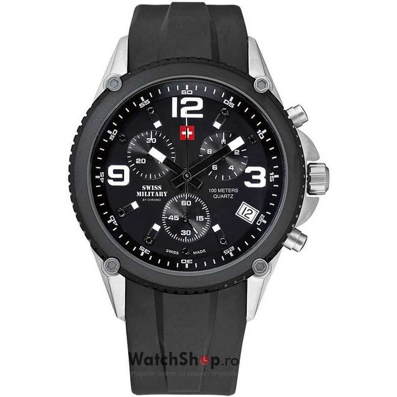 Ceas Swiss Military by CHRONO SM34018.02 Cronograf
