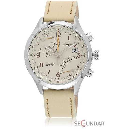 Ceas Timex Intelligent Quartz T2P382 Fly Back Barbatesc