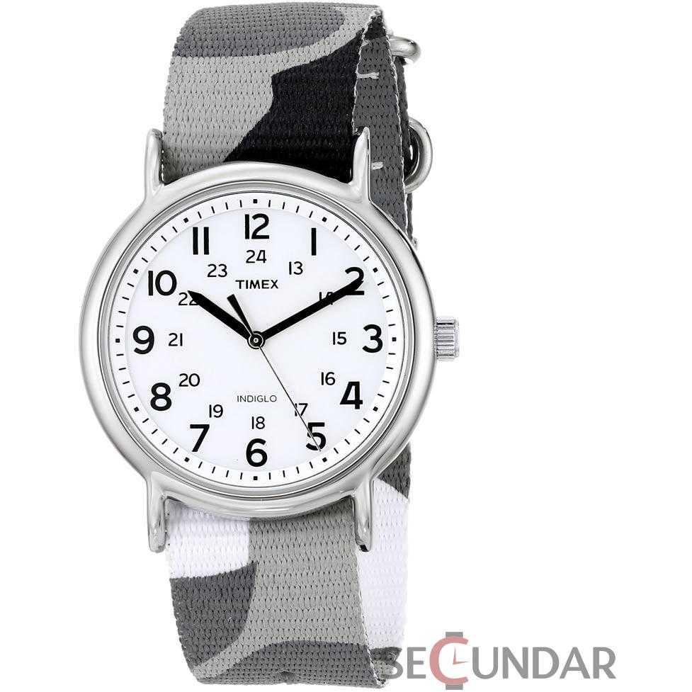 Ceas Timex WEEKENDER T2P366 Analog Unisex