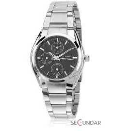 Ceas Casio CLASIC MTP-1191A-1ADF Black Cronograph Barbatesc