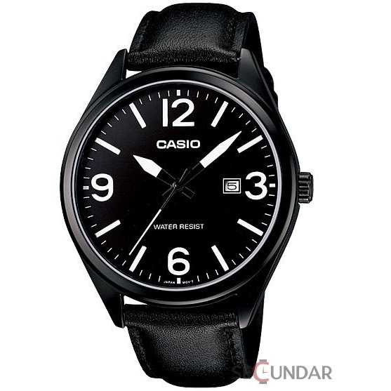 Ceas Casio Enticer MTP-1342L-1B1DF Analog Black Barbatesc