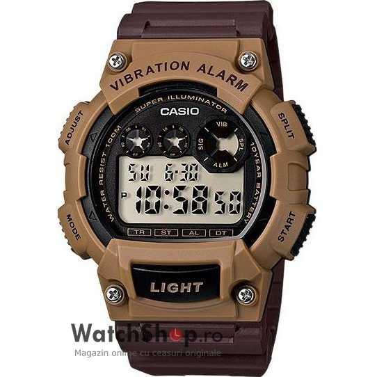 Ceas Casio SPORT W-735H-5AVEF Vibration Alarm