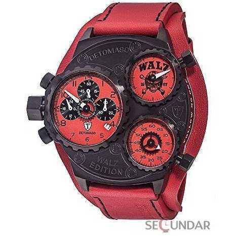 Ceas Detomaso Grandprix Walz Red DT-W1001-D Barbatesc