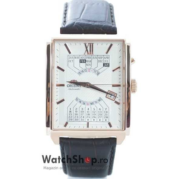 Ceas Orient CLASSIC AUTOMATIC FEUAG001WH Multi Year Calendar