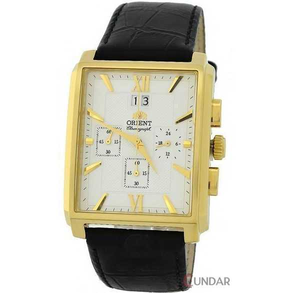 Ceas Orient FTVAA002W0 Classic Chronograph Barbatesc