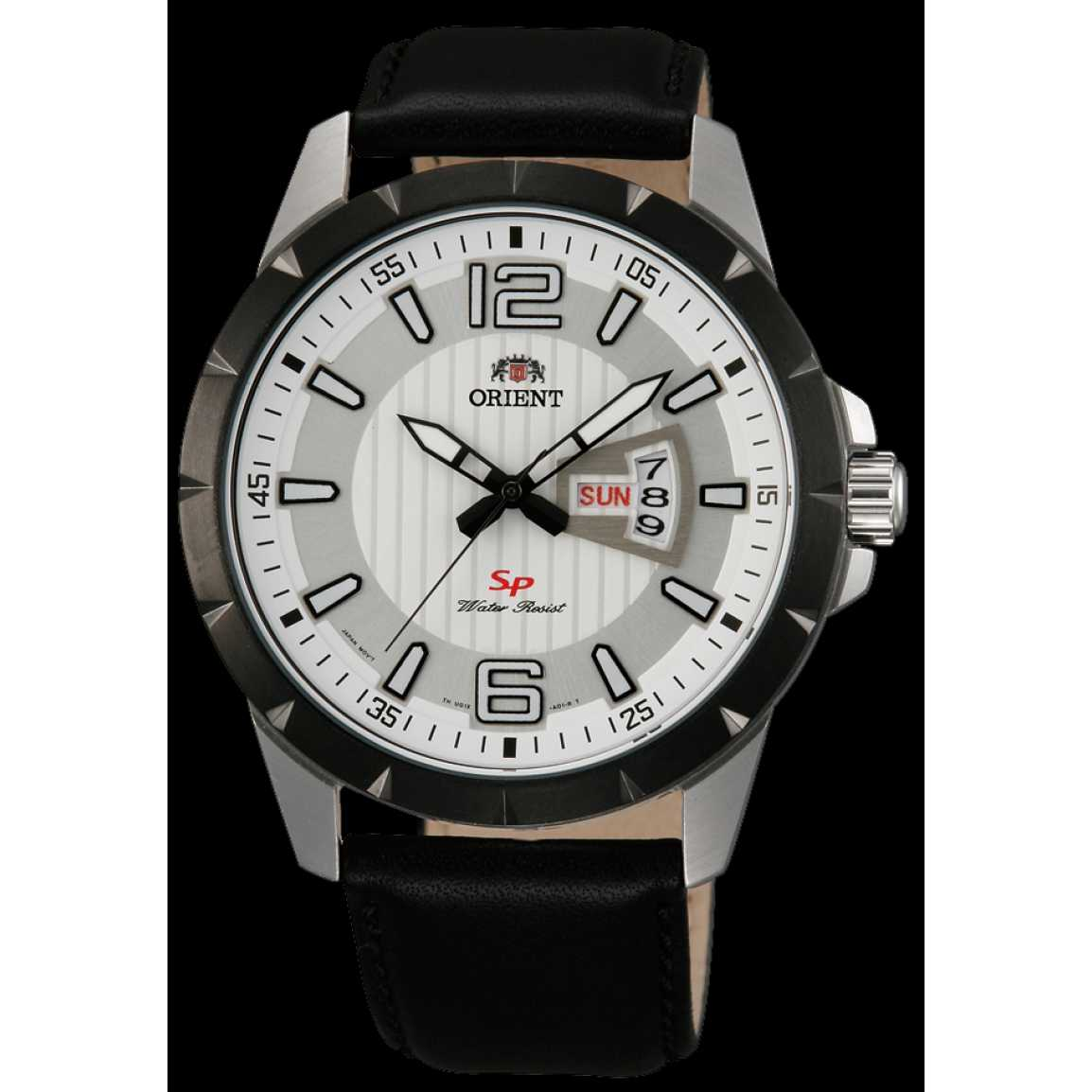 Ceas Orient FUG1X003W9 SP Day and Date Function Barbatesc